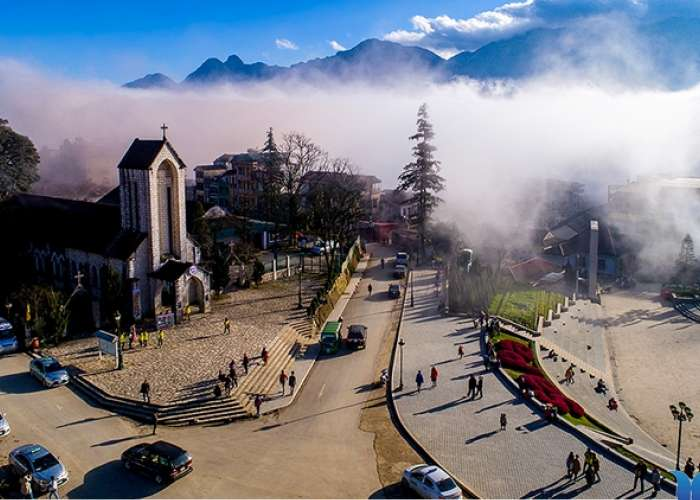 Review tất tần tật về Sapa cho những ai lần đầu đến thành phố trong sương