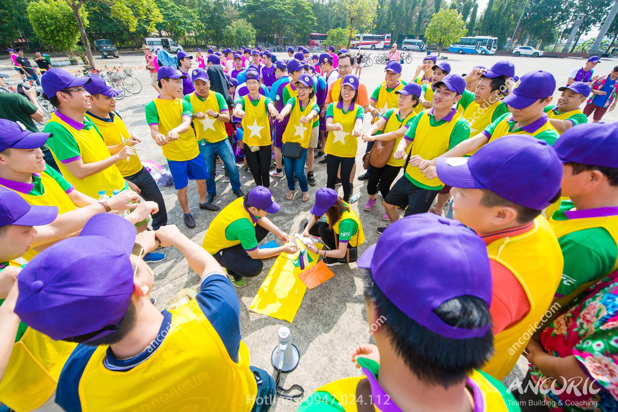 Chương trình Cuộc đua kì thú Tam Cốc - Vườn chim Thung Nham (Ninh Bình)