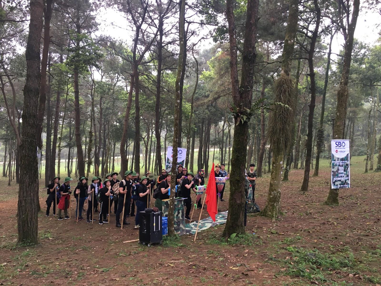 BOMcamp - Trại huấn luyện dành cho quản lý lãnh đạo SBO