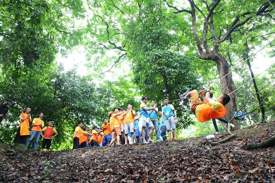 Chuyến outing hè cho cộng đồng VMCC tại Đầm Long Ba Vì