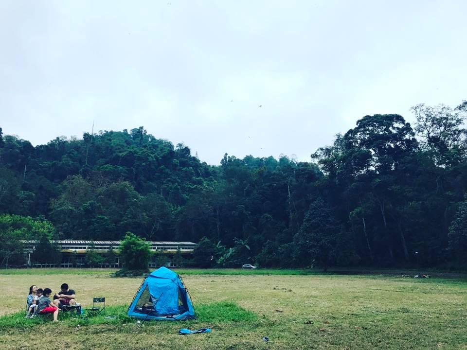 Review mùa bướm rừng Cúc Phương