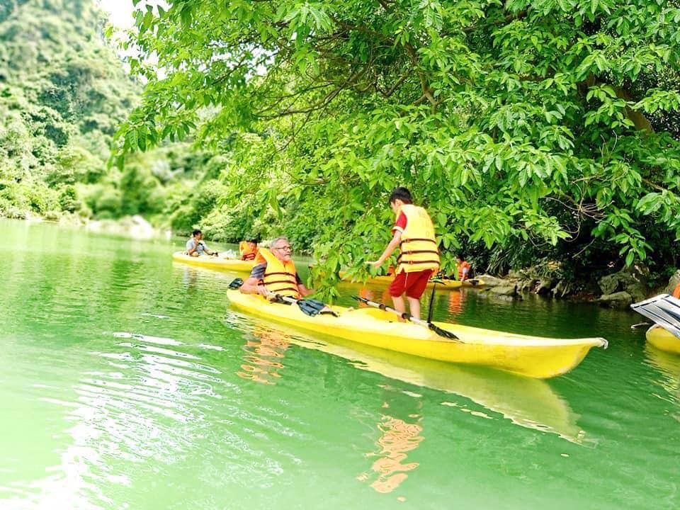 Review Làng du lịch sinh thái cộng đồng Hữu Liên - Lạng Sơn