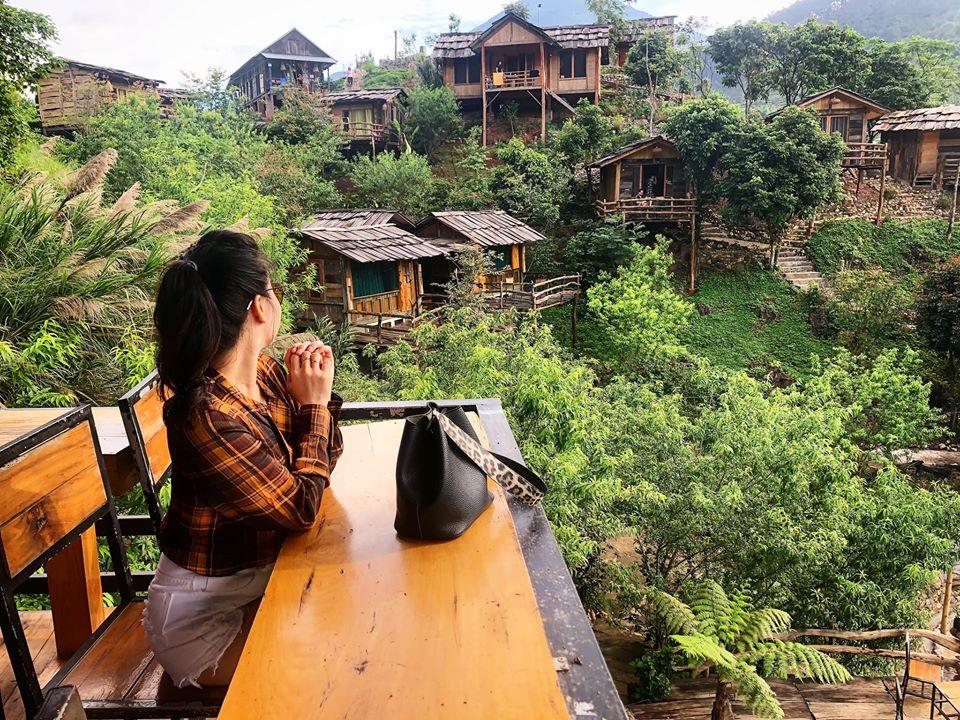 Review về suối khoáng nóng Trạm Tấu Yên Bái