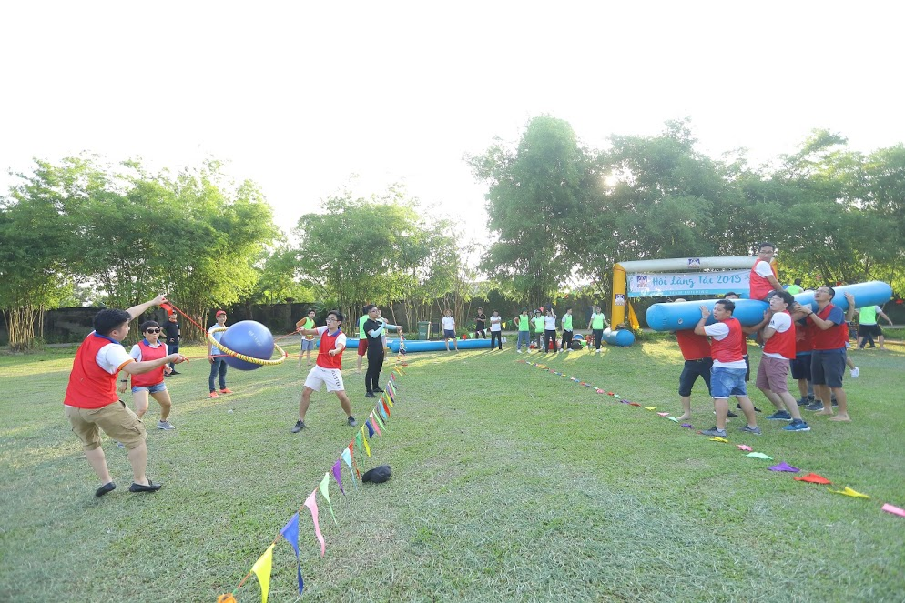 Emeralda resort địa điểm team building đậm chất Việt tại Ninh Bình