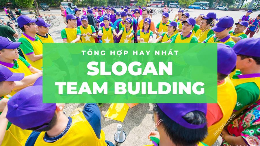 Tên nhóm và slogan Team building