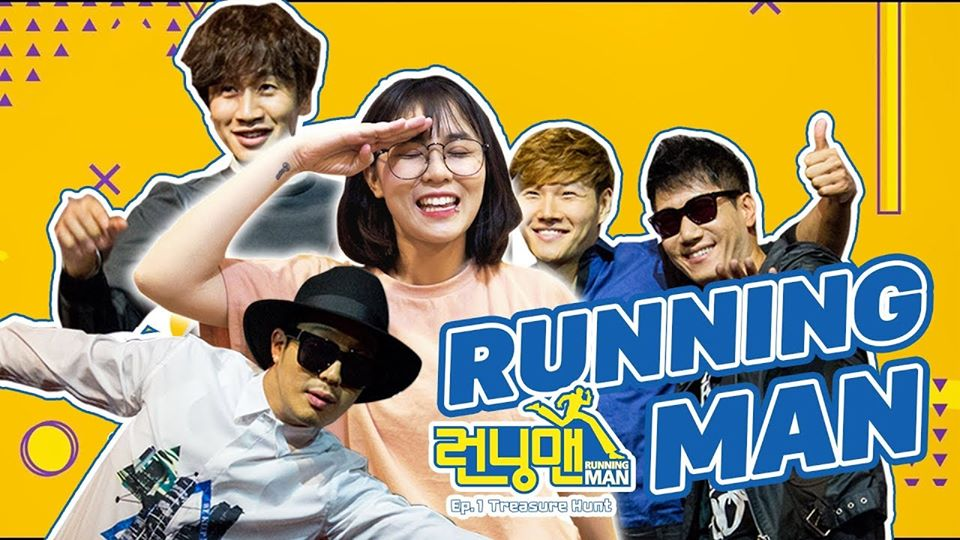120 Trò chơi team building Running Man p2