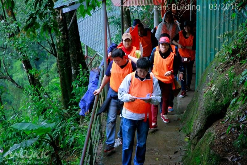 Cuộc đua kỳ thú (Amazing Race) Hà Nội- Tam Đảo