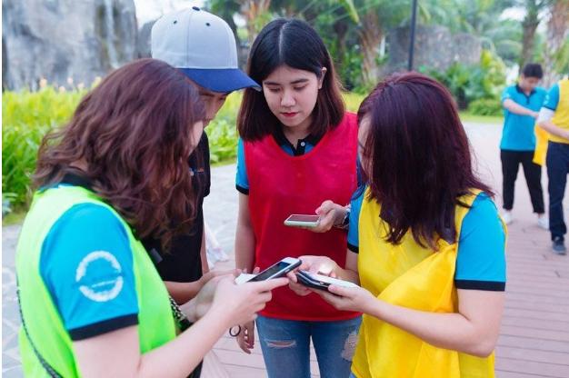 Tổ chức Team Buiding từ xa- Không gì là không thể với Outing app!