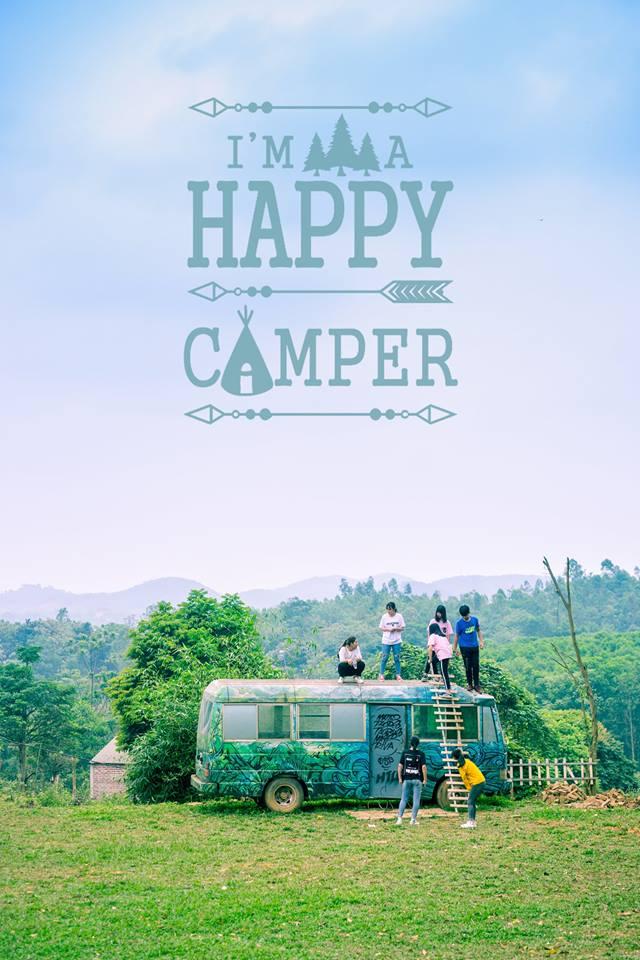 Địa điểm đi chơi cắm trại gần Hà Nội